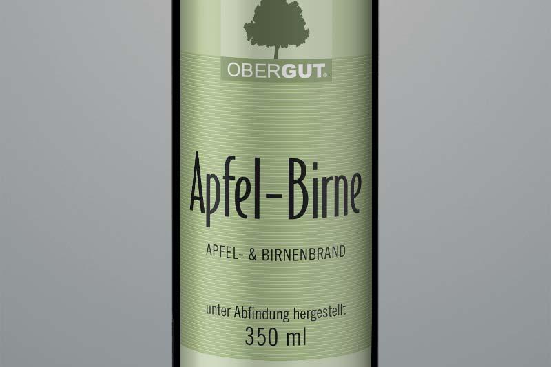 Apfel-Birne Edelbrand