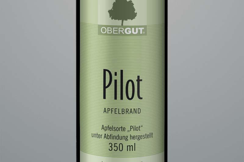 Apfelbrand Pilot
