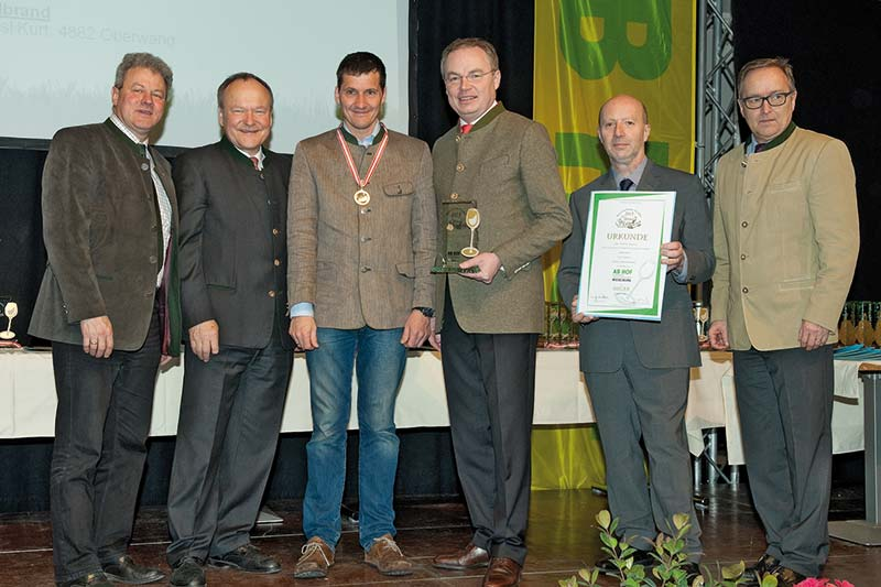 Auszeichnungen Wieselburg 2015
