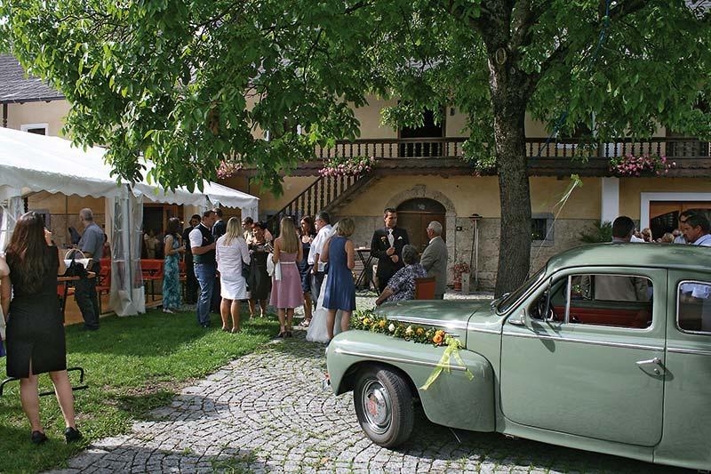 Hochzeitslocation OberGut, Braunau