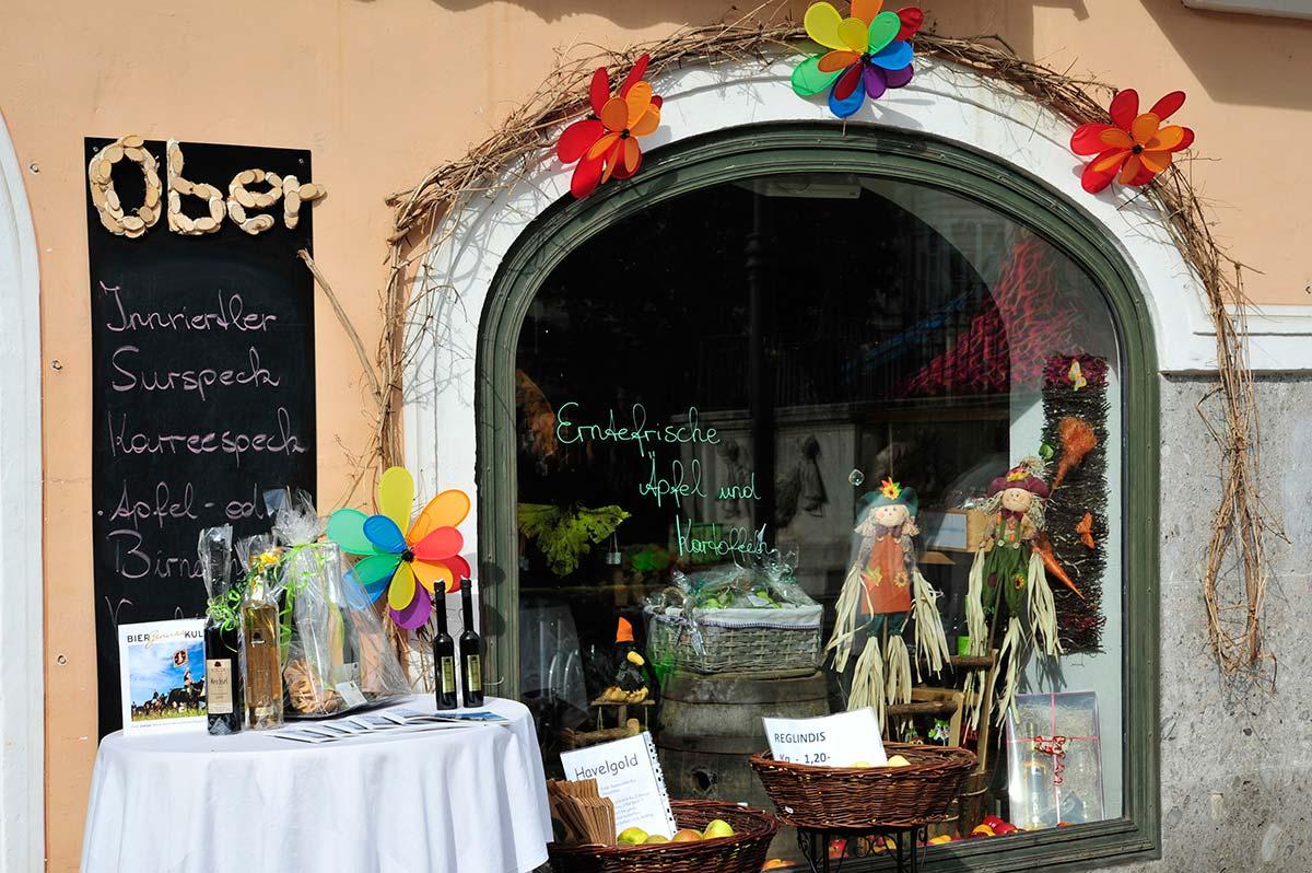 HOfladen OberGut – Stadtgeschäft in Braunau