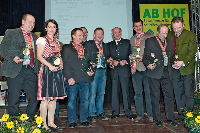Auszeichnungen Wieselburg 2013