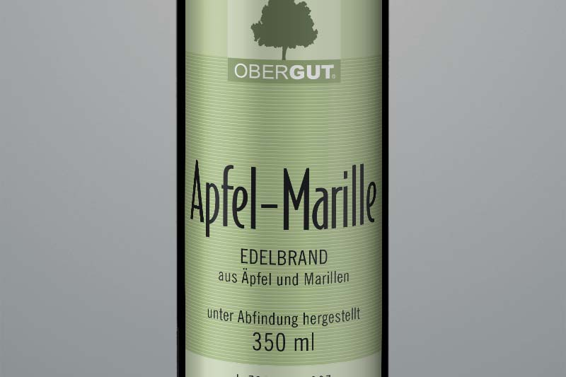 Apfel-Marillen-Brand