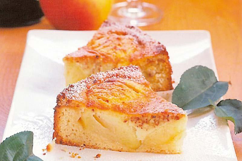 Rezept Apfel-Most-Torte