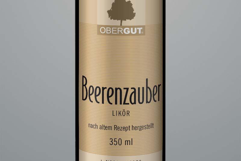 Beerenzauber-Likör