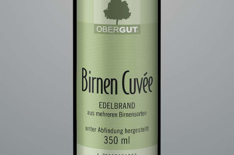 Birnen Cuvée Edelbrand