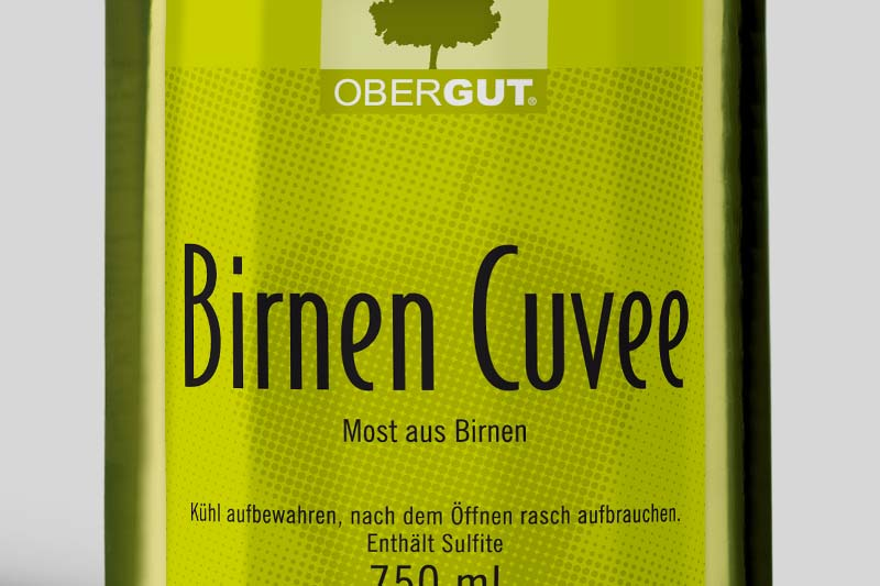 Birnenmost Cuvée