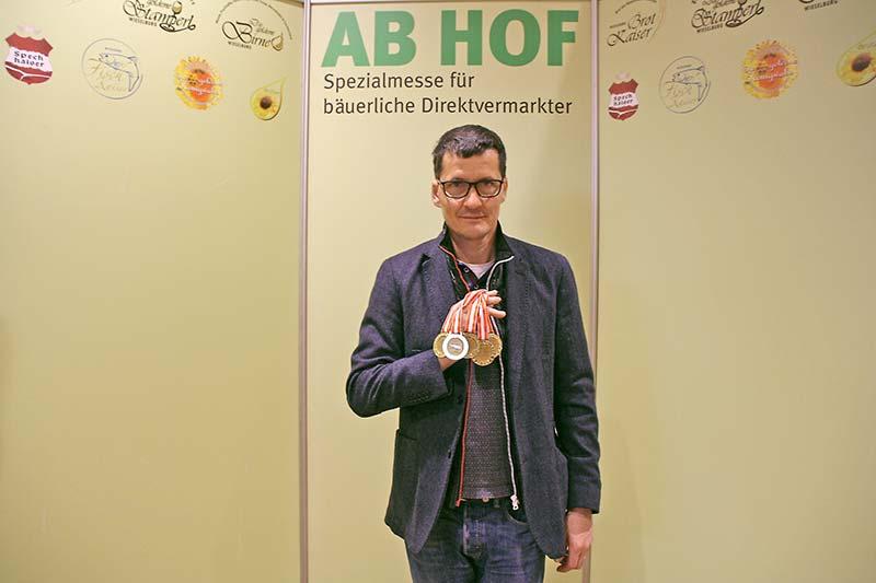 Auszeichnungen Wieselburg 2019 – OberGut